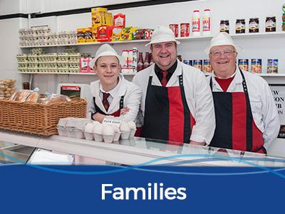 Services - Families